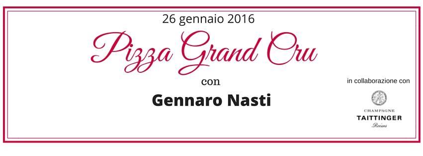 Pizza Grand Cru: un ponte di sapori tra Napoli e Parigi