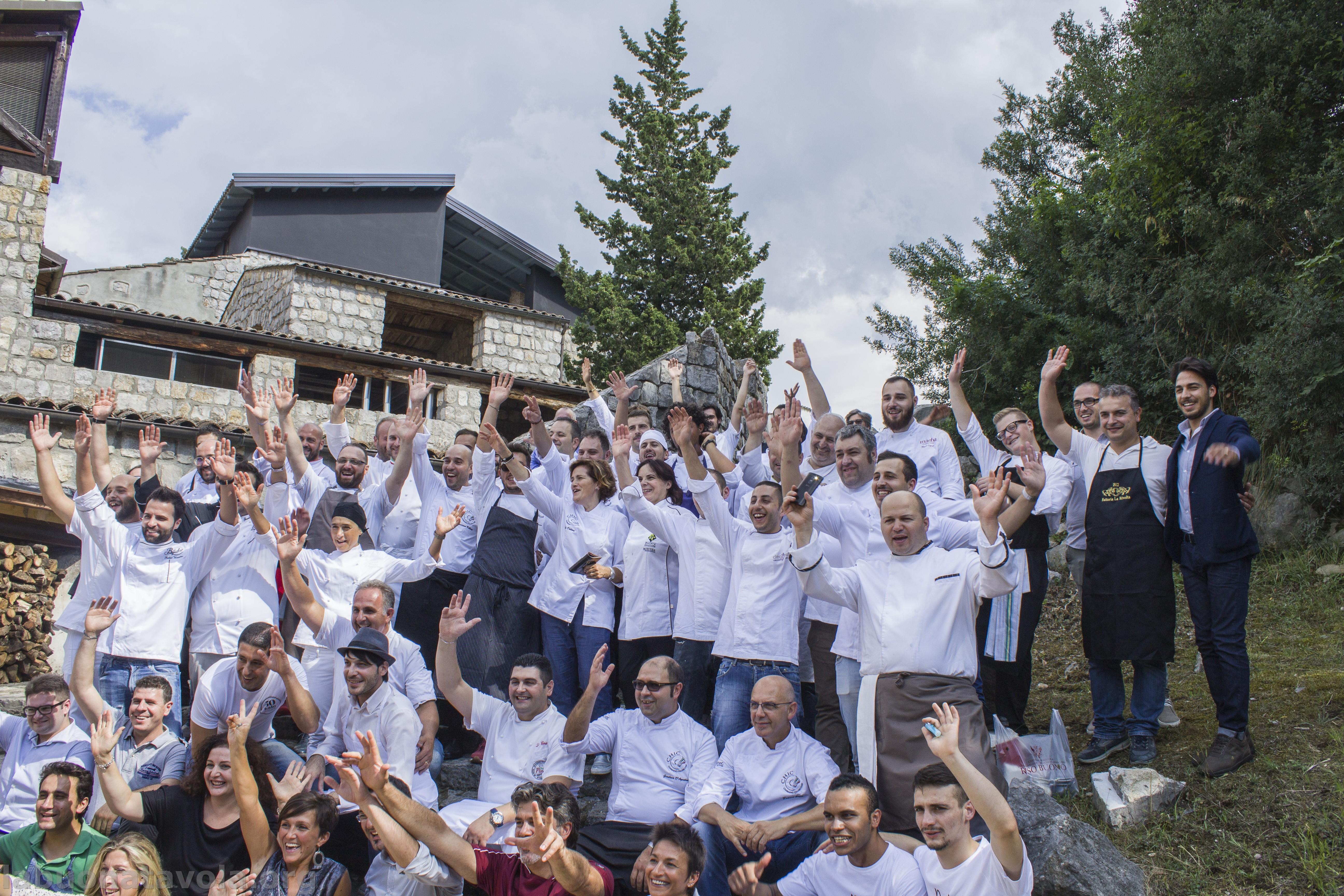 L'evento CHIC: Il mondo dietro la (grande) ristorazione