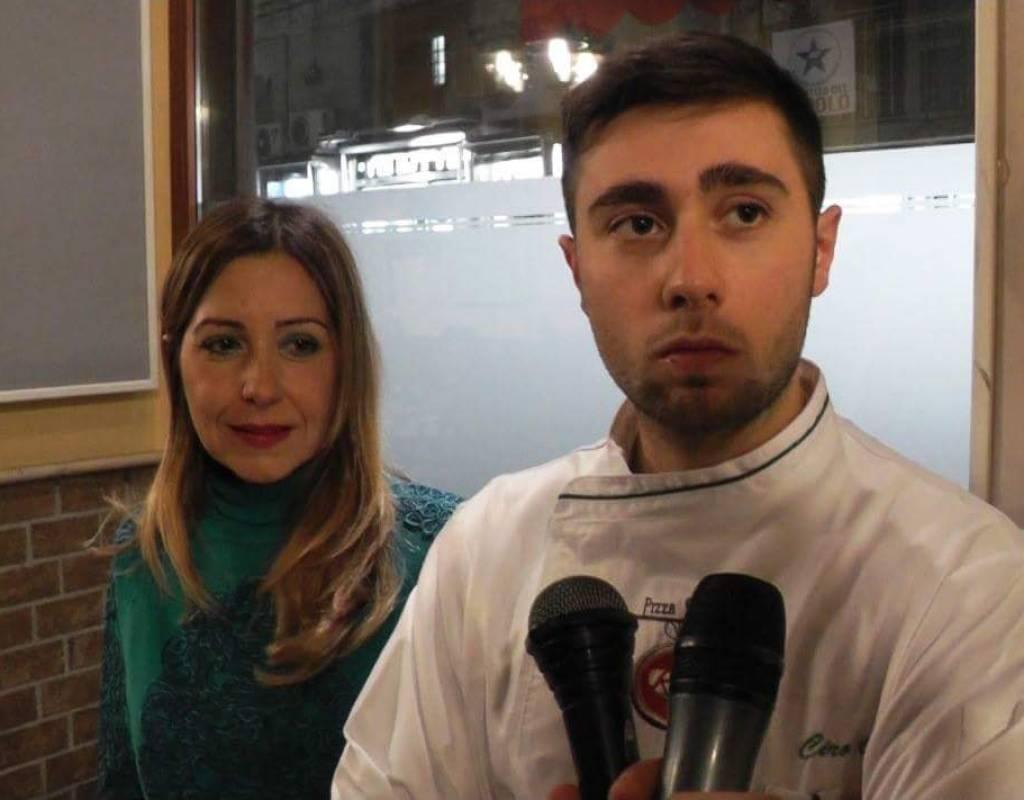 """Salumificio Spiezia e Ciro Oliva: l'unione fa la """"Pizza""""."""