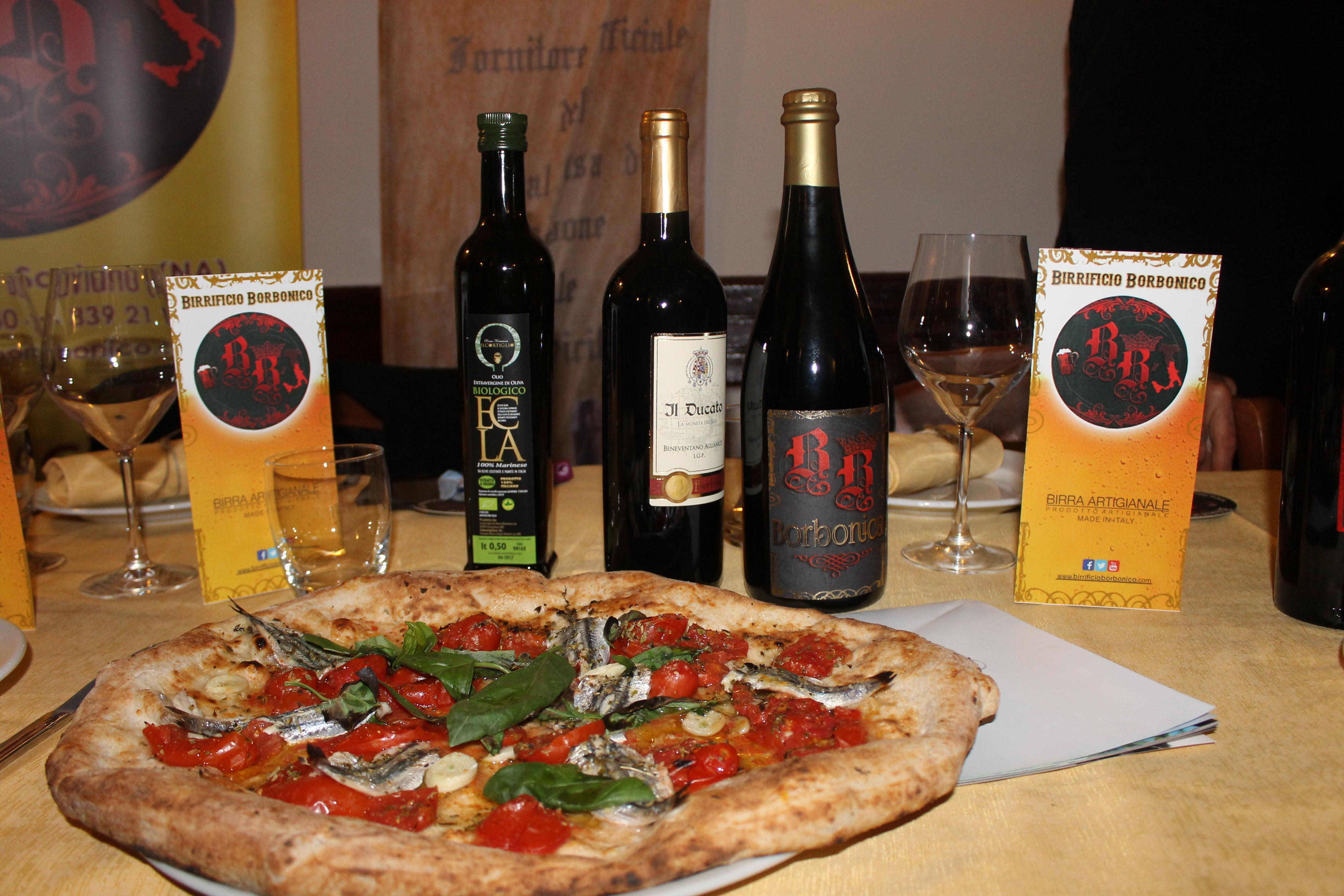 Evento Pizza Borbonica : ritorno alle origini della vera Pizza