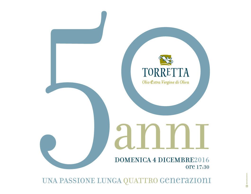 """""""Torretta 50"""" Un pomeriggio in frantoio per festeggiare mezzo secolo e scoprire la linea cosmetica all'olio extravergine di oliva"""