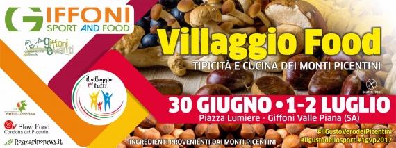 """Premio """"Tonda d'Oro"""" 2017: aperte le iscrizioni Prima Edizione 1° luglio, ore 19.00  Giffoni Sport and Food a Giffoni Valle Piana (SA)"""