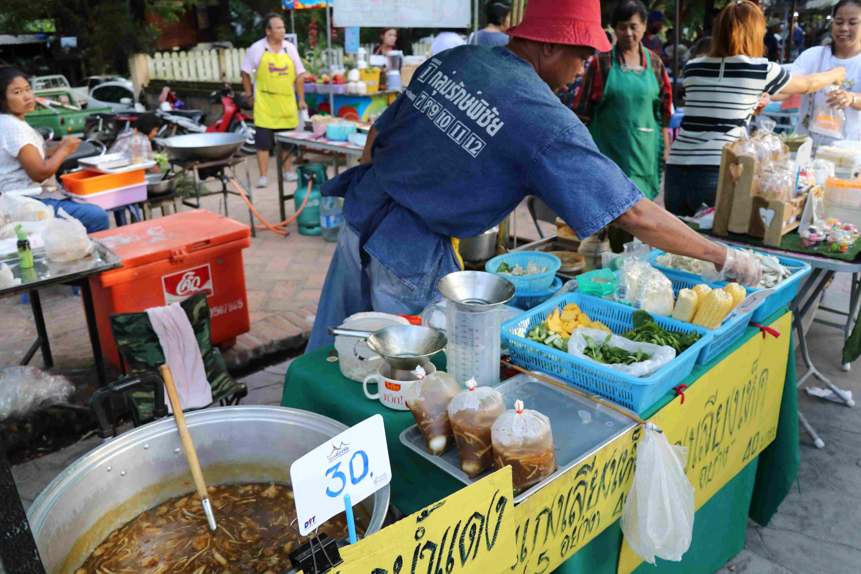 La cucina thailandese  nel rispetto della natura.