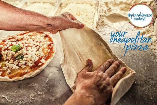 Il contest #PizzaUnesco si tinge di rosa ed è sempre più internazionale!