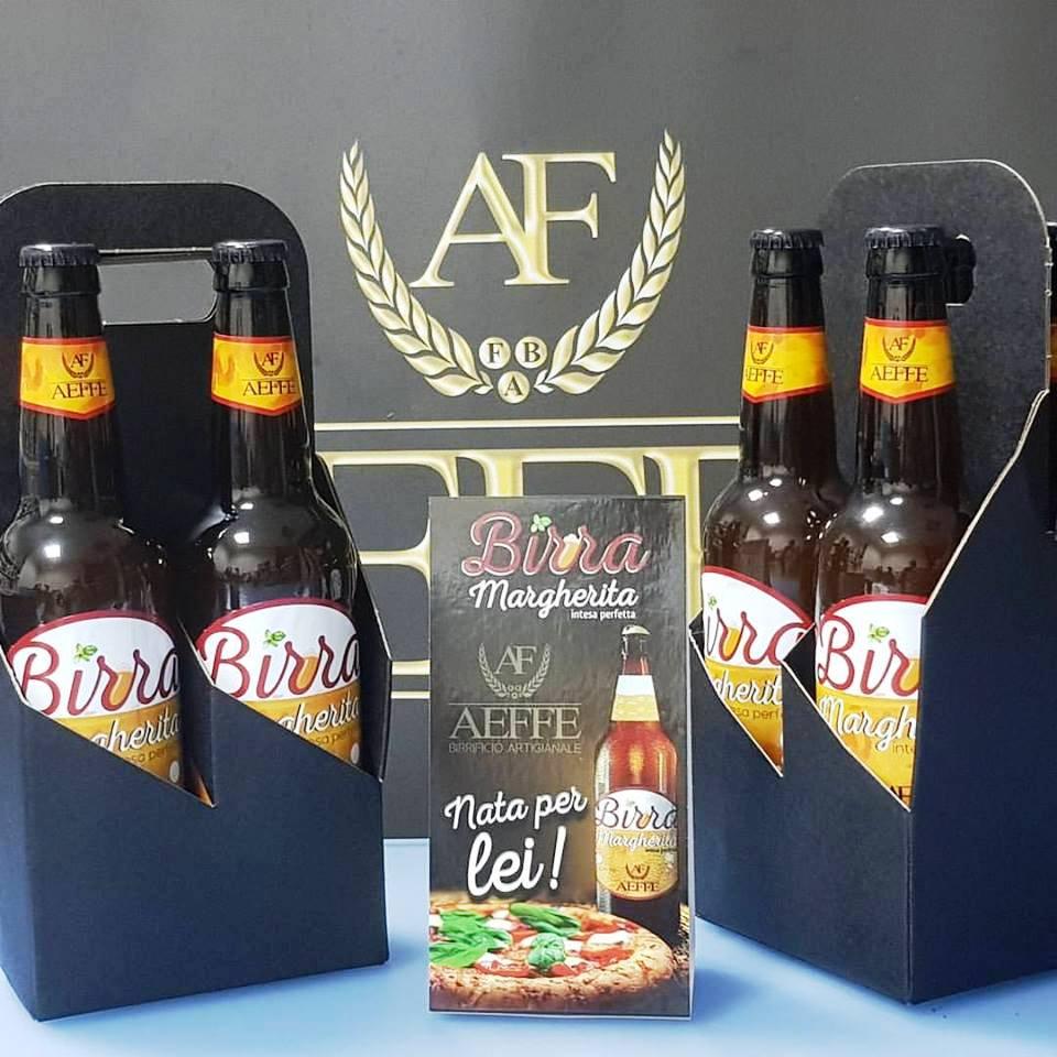 La nuova birra artigianale in casa Aeffe