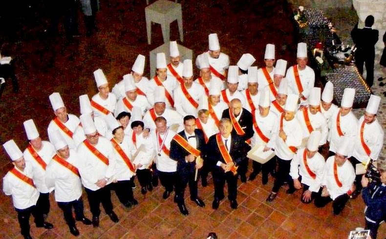 """38 chef campani nominati """"Disceples d'Auguste Escoffier"""""""
