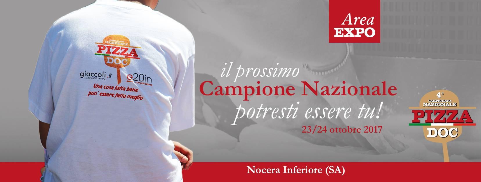 Conferenza stampa di presentazione Campionato Nazionale Pizza D.O.C