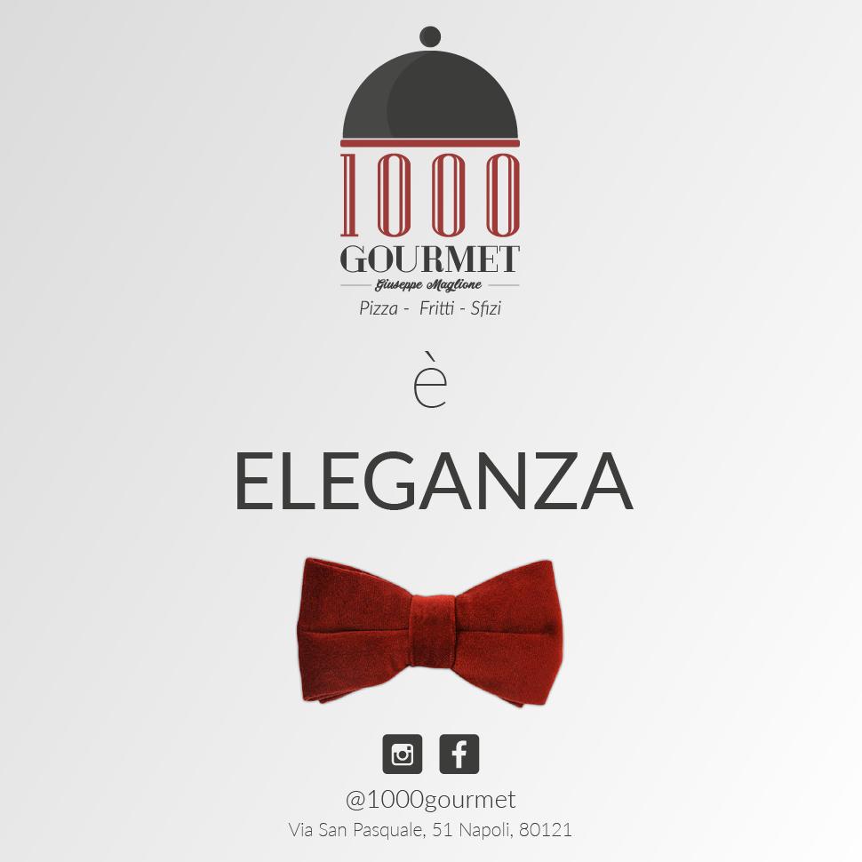 Apre le porte del gusto 1000 Gourmet- appuntamento 5 Novembre alle 20