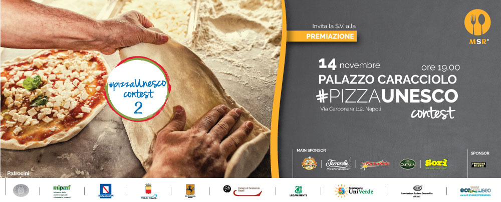 Pizza Unesco: la Finale