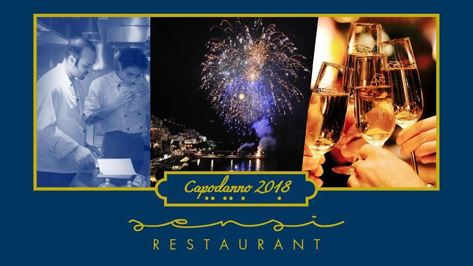 Capodanno 2018 al Sensi Restaurant