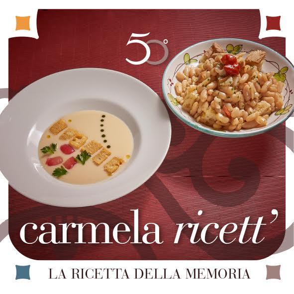 """Il social contest """"Carmela Ricett"""": Aperte le iscrizioni"""
