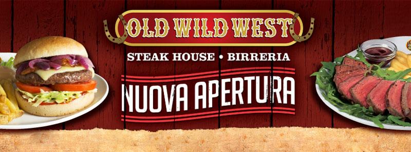 "Apertura ""Old Wild West"" al Metropolitan"