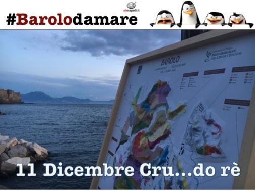 BaroloDAmare da cru…do rè con A.I.S Napoli