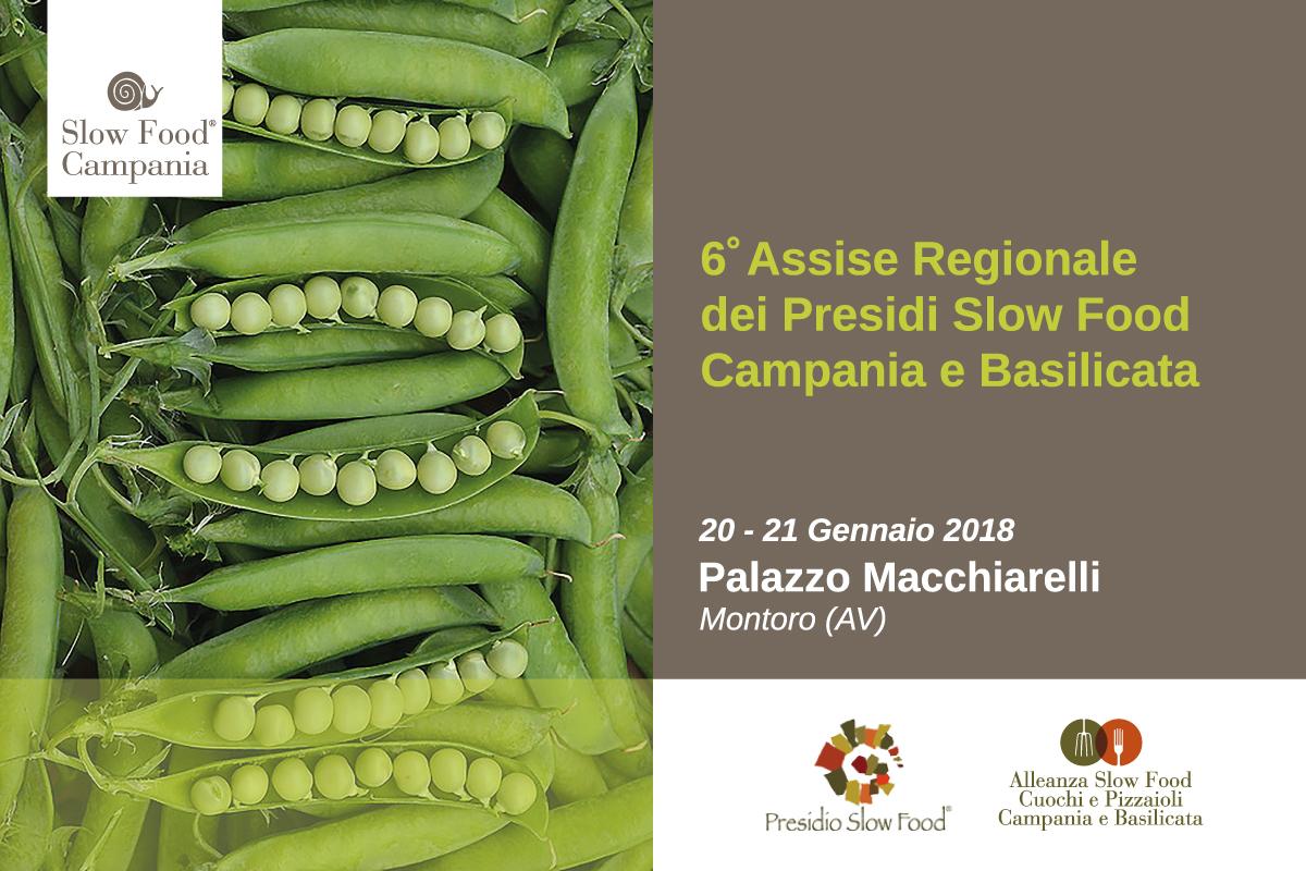 Montoro: VI Assise regionale dei Presìdi Slow Food Campania e Basilicata