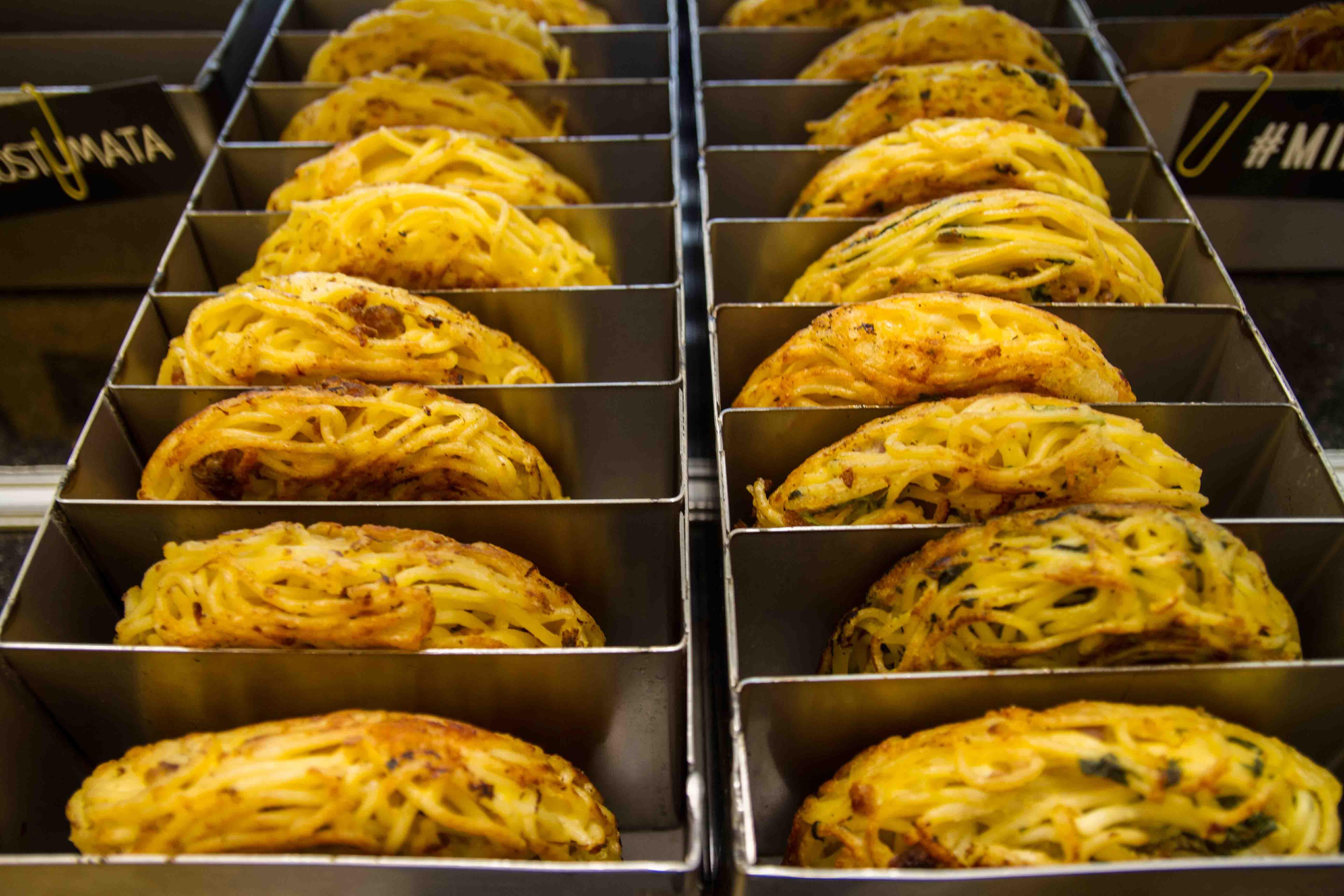 Giri di Pasta: l'innovativo locale dal centro storico approda anche al Vomero.
