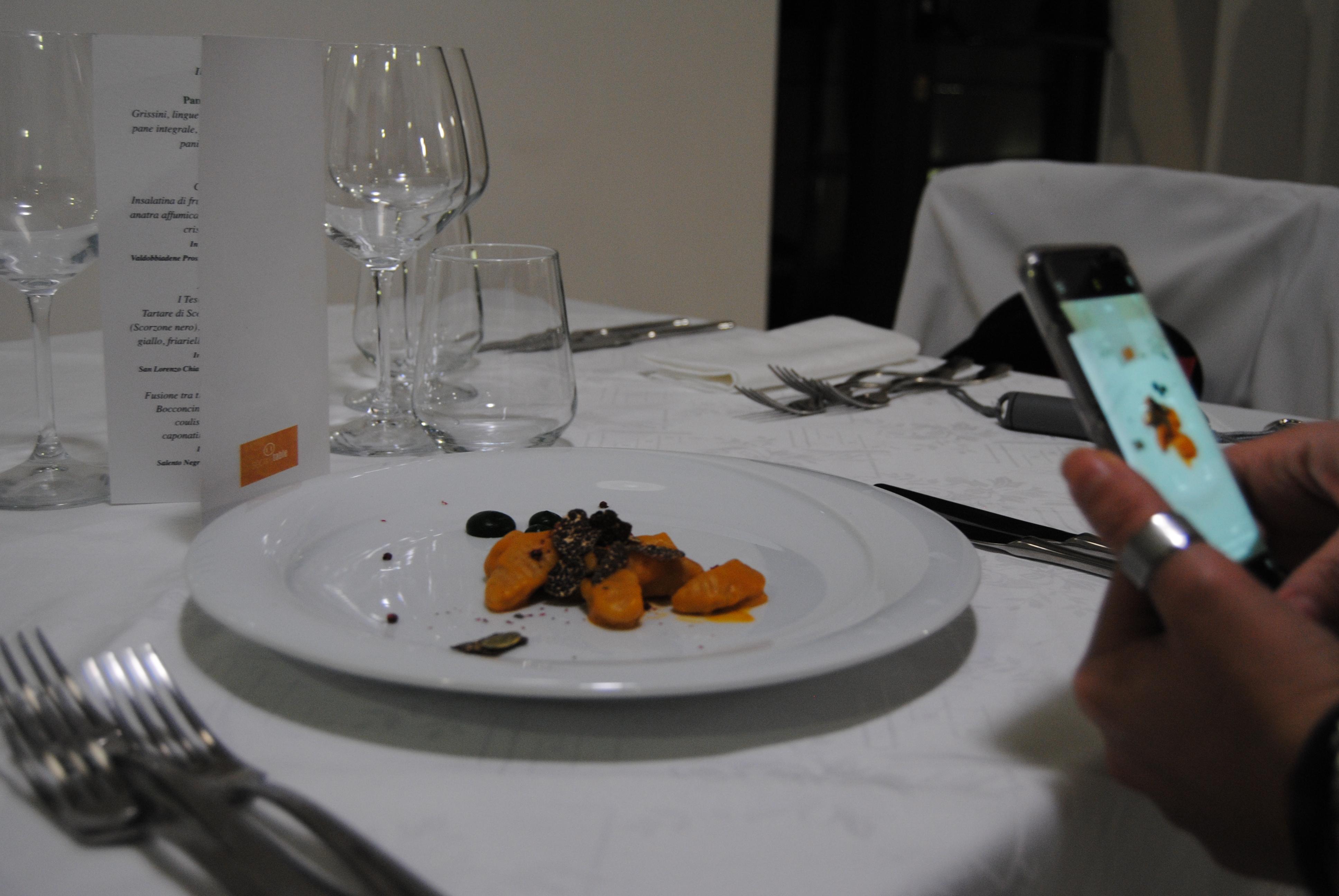 Tenuta Romano: cena conviviale a base di carni pregiate e rossi d'eccezione.