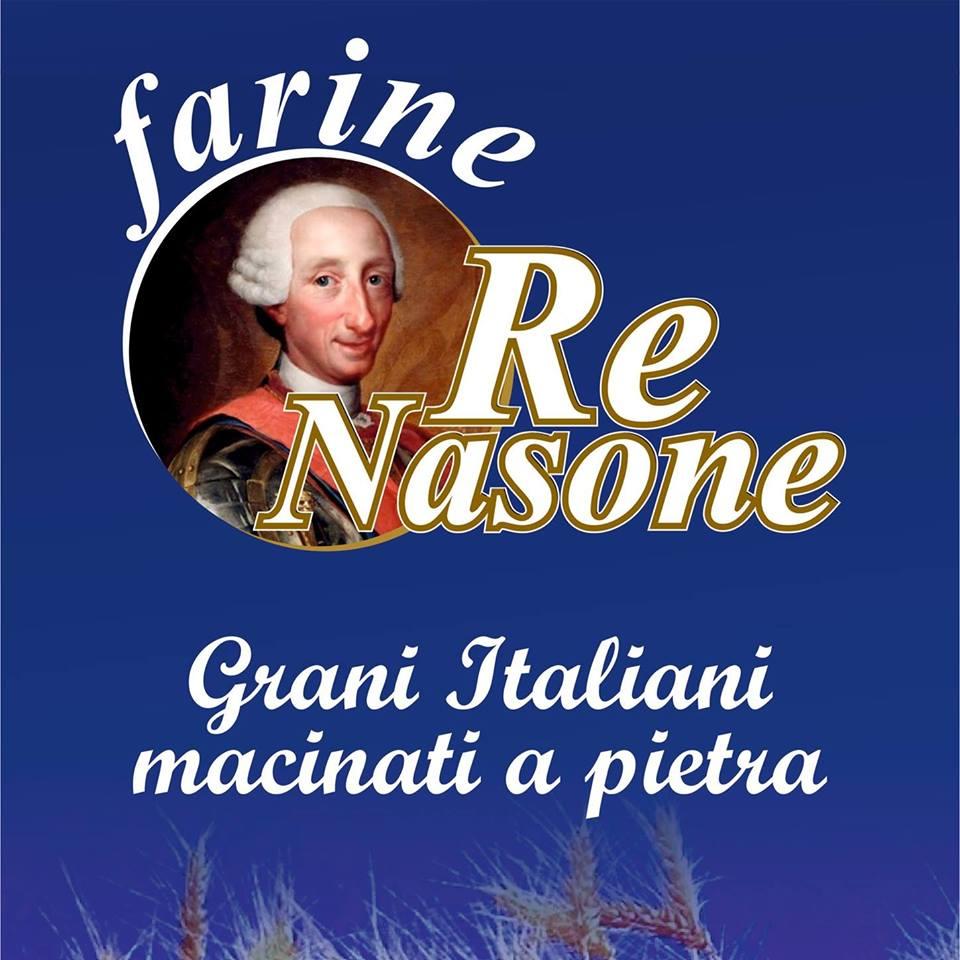 """Le farine """"Re Nasone"""" de """"Il Mulino dei Borboni"""""""