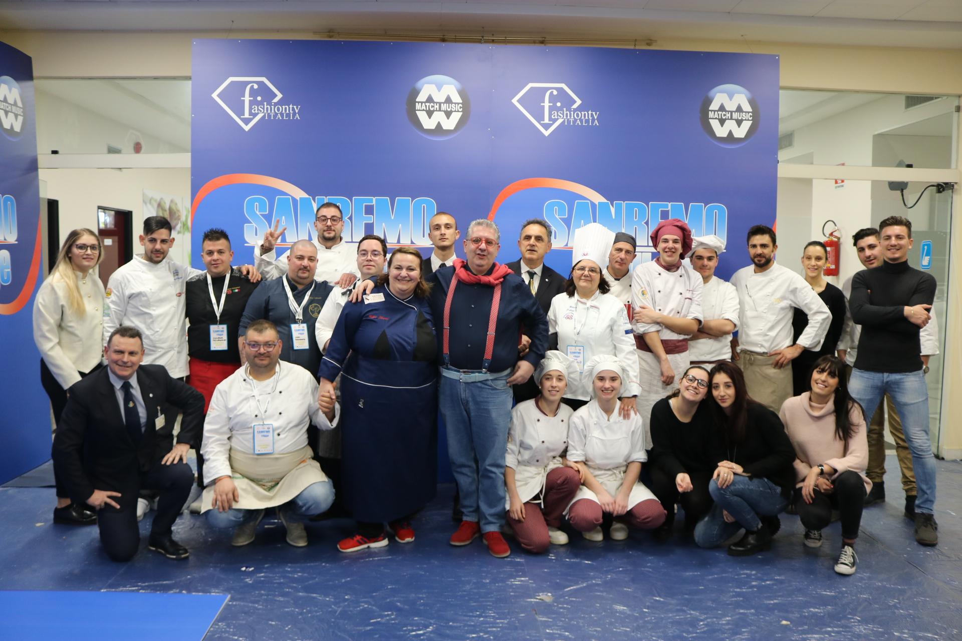Le eccellenze campane dell'enogastronomia protagoniste al Sanremo Village 2018