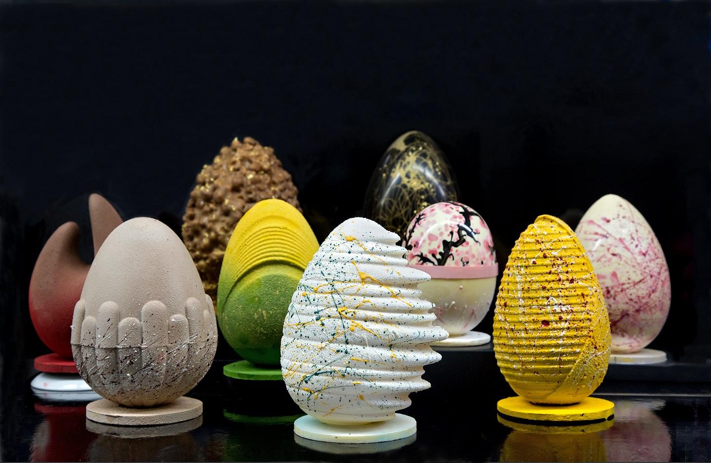 Le uova di Pasqua di Mario Di Costanzo.
