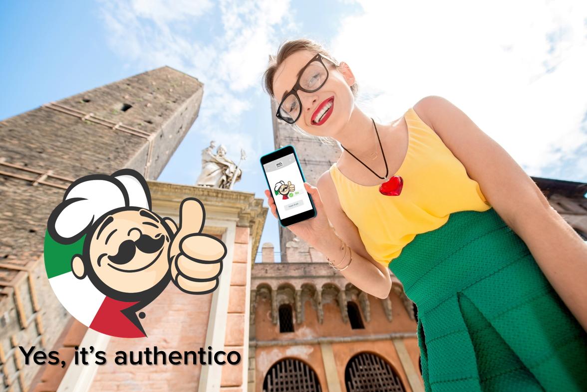Autentico: la nuova app per riconoscere prodotti food Made in Italy