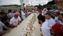 TuttoPizza 2018: Pizza Fritta da Record