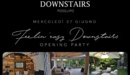 Downstairs: a new place in town
