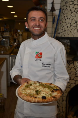 Pizza senza barriere