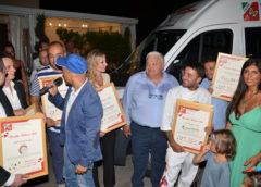 Pizza senza barriere, consegnato minibus a Uildm Arzano