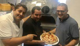 Arriva Nuvola: la pizza vince in leggerezza