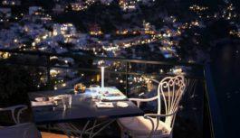 Positano Gourmet al ristorante La Serra
