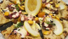 La pizza è omaggio alla biodiversità del territorio, da Doro Gourmet
