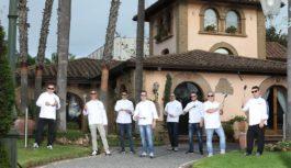 GRUPPO DI FUOCO a Villa di Bacco