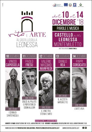 """""""Vita e Arte al castello della Leonessa"""""""