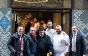 Lombardi, la pizzeria che piaceva a Croce torna a vivere nella strada a lui dedicata