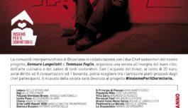 """#InsiemeperilDormitorio : mani eccellenti per """"La Casa di Sant'Antonio"""""""