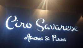 Ciro Savarese: Anema & Pizza