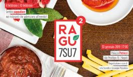 Ragù 7su7 – Showcooking e Masterclass per celebrarlo