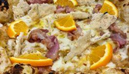 La pizza sposa la tradizione agricola vesuviana, da Luigi Cippitelli