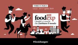 A Lecce arrivano i Food Changers, protagonisti della seconda FoodExp