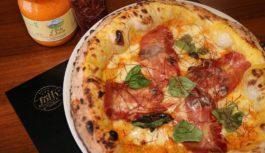 La cultura gourmet della cucina incontra la pizza, da Pizzeria Jolly