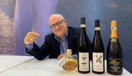 L'Irpinia del vino con Cantine di Marzo innaffia cena di mare