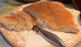 Povero di sodio e ricco in sali minerali, il pane che vien dal mare