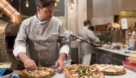 Assaggio di Irpinia a Roma, con le pizze di Giuseppe Maglione