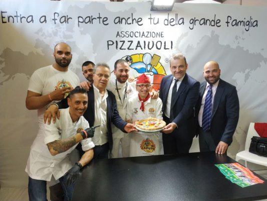 ORONERO A TUTTO PIZZA