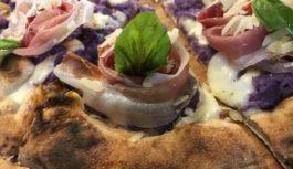 Giuseppe Maglione e la sua pizza d'avanguardia