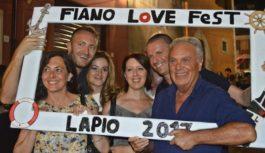 Da 2 al 4 Agosto la X edizione del Fiano Love Fest