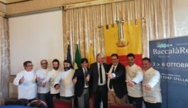 BaccalàRe , evento cult del lungomare di Napoli