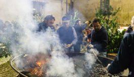 San Martino : castagne e vino, ottava edizione