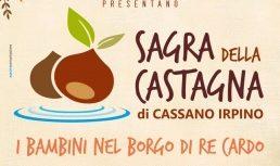 43esima edizione della Castagna di Cassano Irpinio